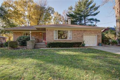 Hamburg Single Family Home A-Active: 5404 Oakridge Drive