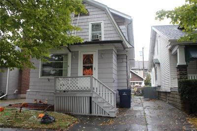 Buffalo Single Family Home A-Active: 200 Villa Avenue