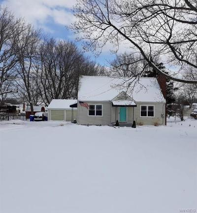 West Seneca Single Family Home A-Active: 1212 Orchard Park Road