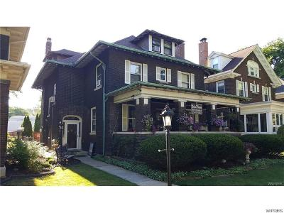 Niagara Falls Single Family Home A-Active: 751 Park Place