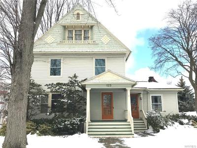 Niagara County Single Family Home A-Active: 125 S 5th Street