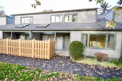 Amherst Condo/Townhouse U-Under Contract: 306 Old Meadow Drive