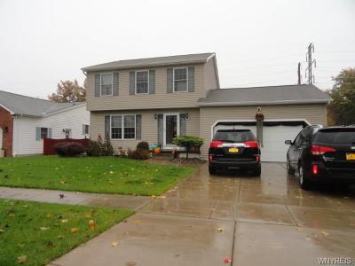 Niagara Falls Single Family Home A-Active: 579 Homestead Drive
