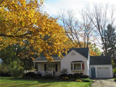 Orchard Park Single Family Home A-Active: 225 Crescent Drive