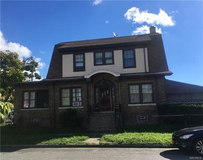 Niagara Falls Single Family Home A-Active: 2103 Ferry Avenue
