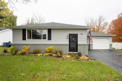 Erie County Single Family Home A-Active: 124 Beech Road