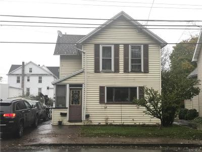 Batavia NY Single Family Home A-Active: $72,500