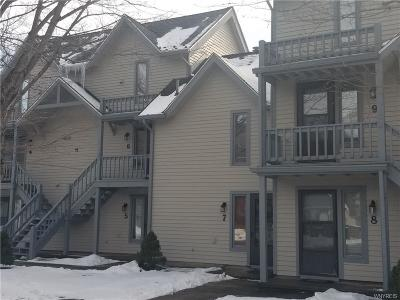 Ellicottville Condo/Townhouse A-Active: 7 Wildflower Apts