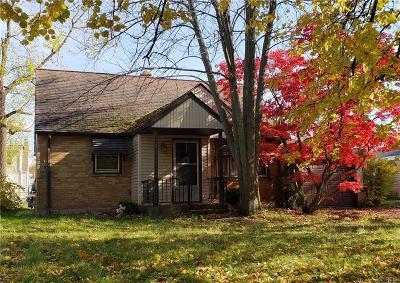 Niagara Falls Single Family Home A-Active: 1215 93rd Street