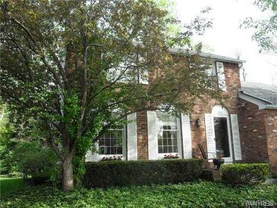 Amherst Single Family Home A-Active: 215 Robin Road