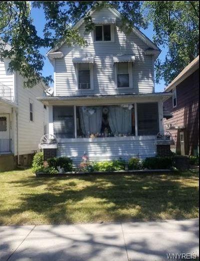 Niagara Falls Single Family Home A-Active: 2208 Pierce Avenue