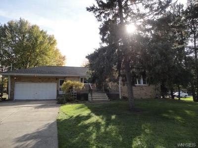 West Seneca Single Family Home U-Under Contract: 1215 East And West Road