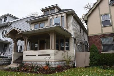 Buffalo Single Family Home A-Active: 213 Crescent Avenue