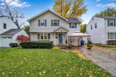 Amherst Single Family Home A-Active: 49 Hamilton Drive