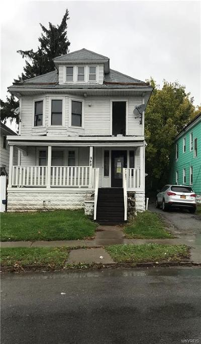 Buffalo Multi Family 2-4 A-Active: 948 Walden Avenue