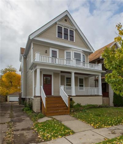 Buffalo Multi Family 2-4 U-Under Contract: 54 Fairfield Avenue