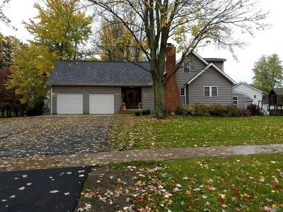 Erie County Single Family Home A-Active: 1740 Dodge Road