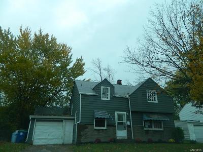 Buffalo Single Family Home A-Active: 559 Niagara Falls Boulevard