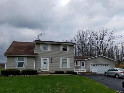 Single Family Home A-Active: 7681 Akron Road