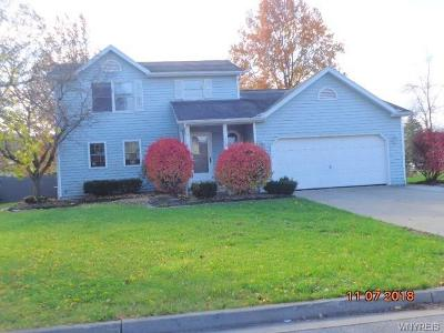 Lewiston NY Single Family Home A-Active: $192,400