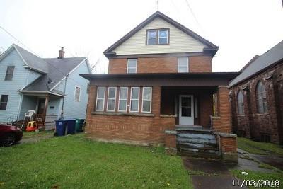 Niagara Falls Single Family Home A-Active: 1341 South Avenue