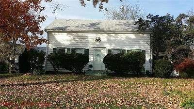 Orleans County Single Family Home A-Active: 11841 Maple Ridge Road