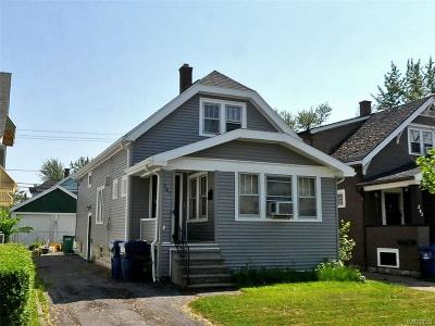 Buffalo NY Single Family Home A-Active: $58,800