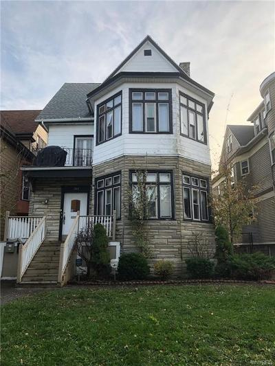 Buffalo Multi Family 2-4 A-Active: 581 Richmond Avenue
