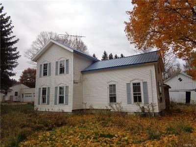 Arcade Single Family Home A-Active: 998 Chaffee Road