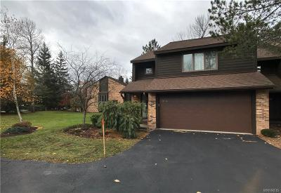 Erie County Condo/Townhouse A-Active: 214 Breezewood