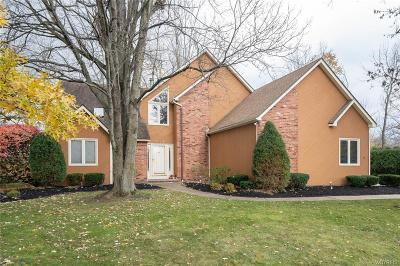 Erie County Single Family Home A-Active: 8291 Clarence Lane N