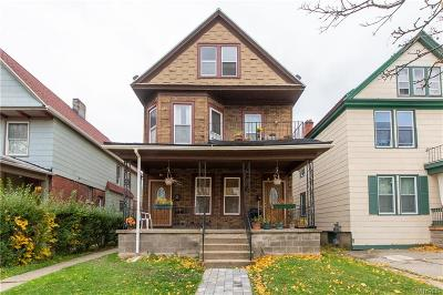 Buffalo Multi Family 5+ A-Active: 82 Hoyt Street