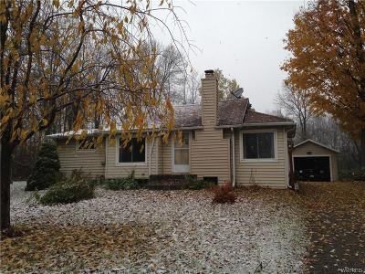 Batavia NY Single Family Home A-Active: $70,000