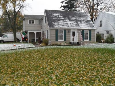 Single Family Home A-Active: 95 Koenig Rd Road