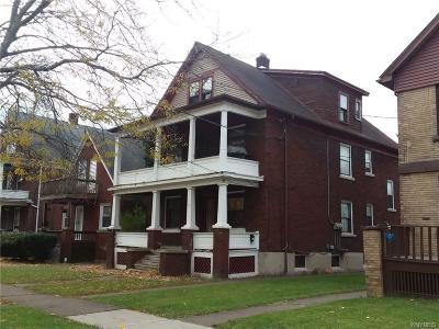 Niagara Falls NY Multi Family 2-4 A-Active: $49,900