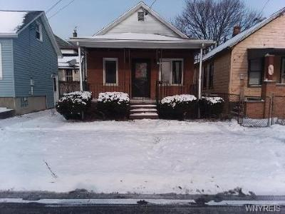 Niagara Falls Single Family Home A-Active: 1608 Walnut Avenue