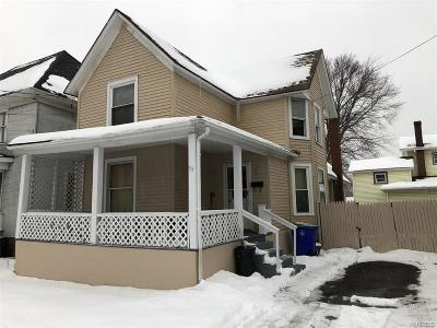 Orleans County Single Family Home A-Active: 211 East Oak Orchard Street