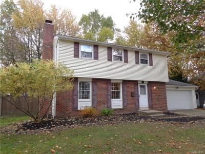 West Seneca Single Family Home A-Active: 105 Treehaven Road
