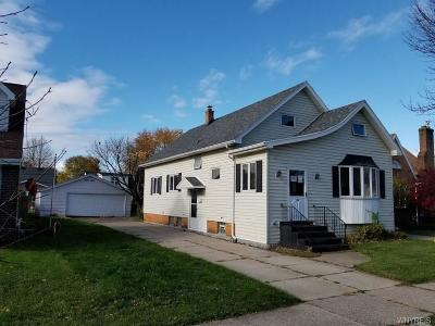 Buffalo NY Single Family Home A-Active: $89,900