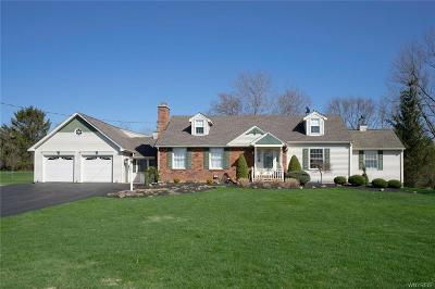 Erie County Single Family Home A-Active: 882 Mill Road