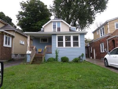 Lackawanna Multi Family 2-4 A-Active: 47 Parkview Avenue