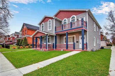 Buffalo NY Single Family Home A-Active: $199,999