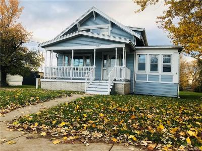 Cheektowaga Single Family Home A-Active: 3697 Genesee Street
