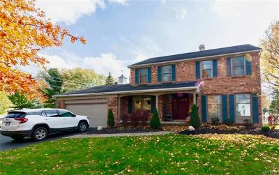 Orchard Park Single Family Home P-Pending Sale: 6 Regalwood Drive