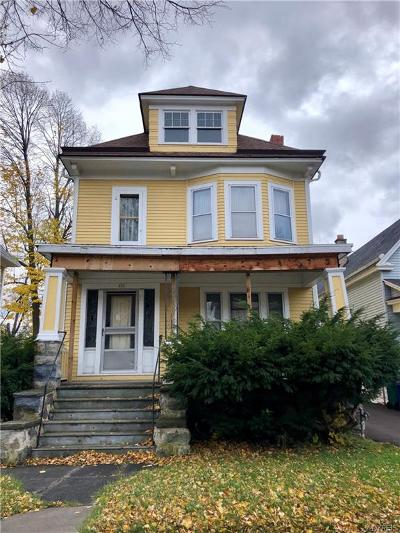 Buffalo Multi Family 2-4 A-Active: 171 Blaine Avenue