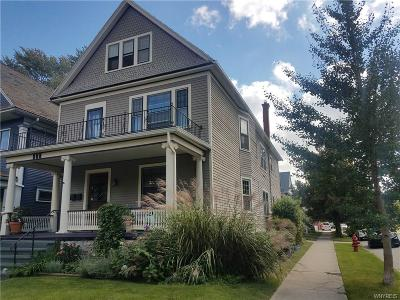 Erie County Multi Family 2-4 A-Active: 125 Crescent Avenue