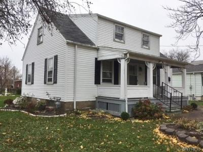 Niagara Falls Single Family Home U-Under Contract: 3225 Belden Place