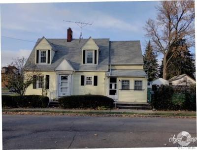 Niagara Falls Single Family Home A-Active: 201 80th Street