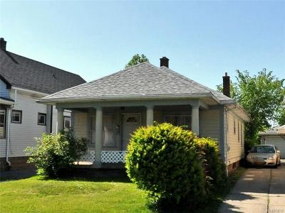 Buffalo NY Single Family Home A-Active: $72,900