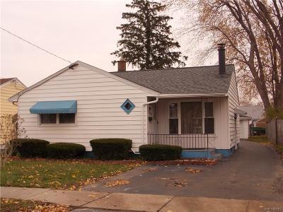 Niagara Falls NY Single Family Home A-Active: $119,500